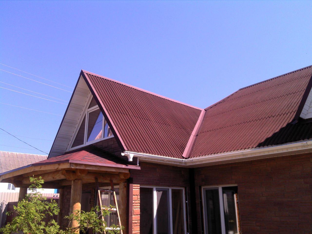 ондулин для крыши отзывы